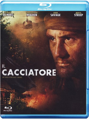Il cacciatore [Blu-ray] [IT Import]
