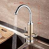 Gyps Faucet Waschtisch-Einhebelmischer Waschtischarmatur BadarmaturDie Küche Elektrische Durchlauferhitzer Durchlauferhitzer für Warmwasser Heizung Wasserhähne Küche Heizung Haushalt Wasserhähn
