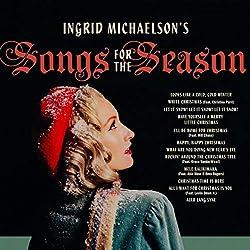 Ingrid Michaelson   Format: MP3-DownloadVon Album:Ingrid Michaelson's Songs For The SeasonErscheinungstermin: 18. September 2018 Download: EUR 1,29