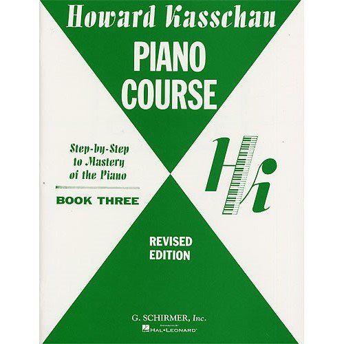 Sheet Music Greensleeves Piano (Howard Kasschau Piano Course Book 3 – Sheet Music)