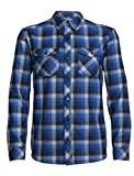 Icebreaker Herren Lodge Long Sleeve Flannel Shirt Hemd