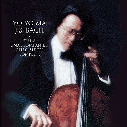 The 6 Unaccompanied Cello Suites Complete by Yo-Yo Ma (2010-07-20)