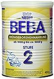 Nestlé Beba Frühgeborenennahrung Stufe 2 Pulver, 1er Pack (1 x 400 g)