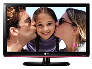 LG 22LD350 22-inch Widescreen HD Ready LCD TV with Freeview