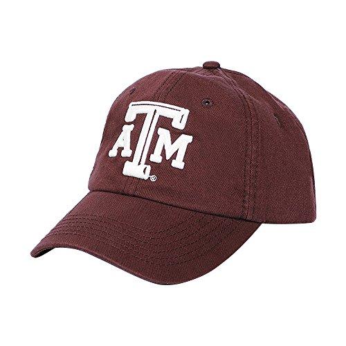 C.C. Creations Texas A&M Aggies ATM Maroon Cap, verstellbar, Einheitsgröße Texas A&m Atm
