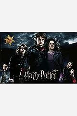 Harry Potter Broschur XL 2020 45x30cm Kalender