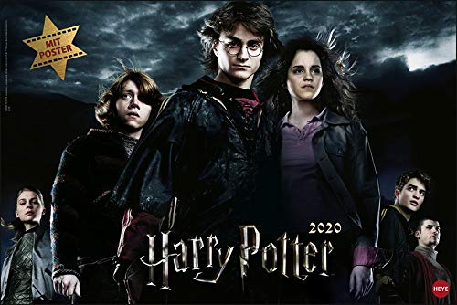 Harry Potter Broschur XL 2020 45x30cm