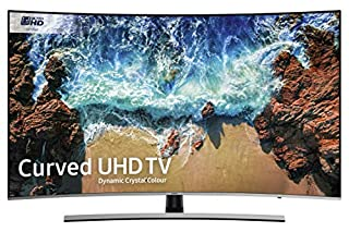 Samsung UE65NU8500 65-Inch Curved Dynamic Crystal Colour 4K Ultra HD Certified HDR 1000 Smart TV - Black/Silver (2018 Model) [Energy Class A+] (B07G8396TK)   Amazon price tracker / tracking, Amazon price history charts, Amazon price watches, Amazon price drop alerts