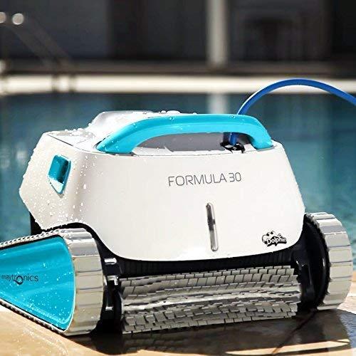 limpia fondos robot
