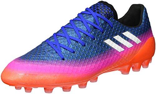 adidas Herren Messi 16.1 AG für Fußballtrainingsschuhe, Blau (Blu Azul/Ftwbla/Narsol), 46 (Blu Game Control)