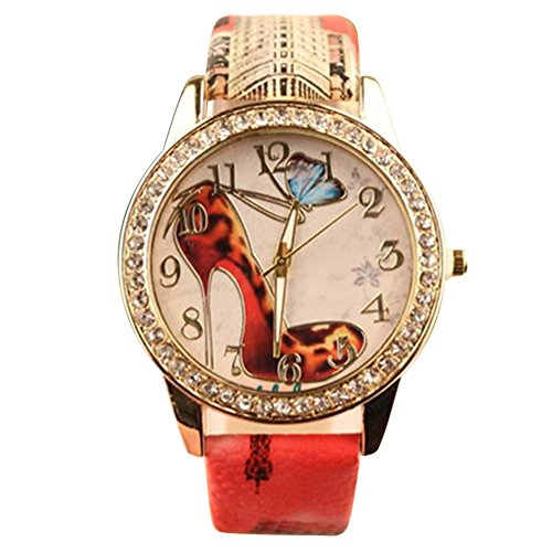 bluelansr-vintage-watch-ladies-dress-quartz-watches-with-butterfly-printed-dial-and-coloful-faux-lea