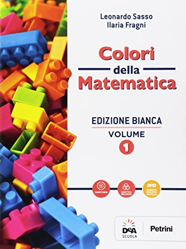 Colori della matematica. Ediz. bianca. Per gli Ist. professionali. Con e-book. Con espansione online