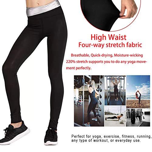 Zoom IMG-3 nheima leggings dimagrante donna fitness