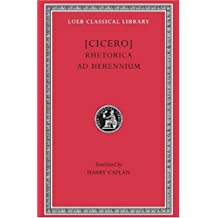 Rhetorica ad Herennium (Loeb Classical Library)