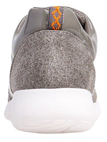 CASPAR SSN001 Chaussures Sneakers pour femme Gris