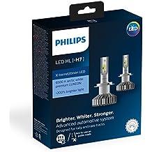 Philips 12985BWX2 Led para Coche H7, 2 Bombillas