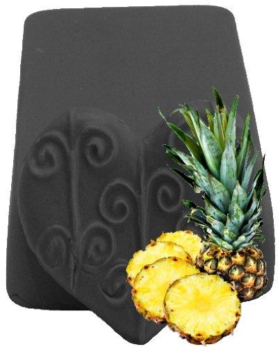 gaumenshop Ananas Rollfondant, Grau, 250g, 1er Pack