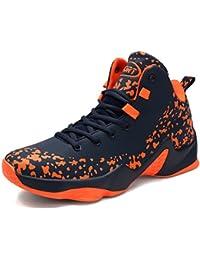 cheap for discount 22896 5611c ASHION Herren Basketball Schuhe Outdoorschuhe Basketballstiefel Sneaker  Sportschuhe