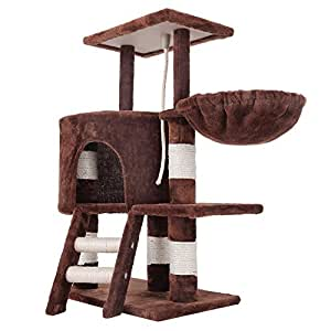 Confidence Pet Deluxe Cat Tree Beige