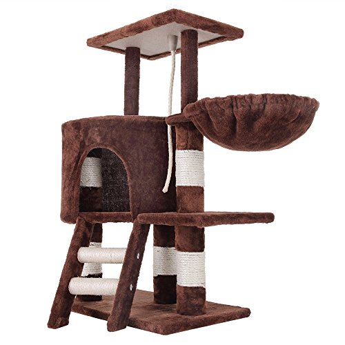 Confidence Pet Deluxe Cat Tree