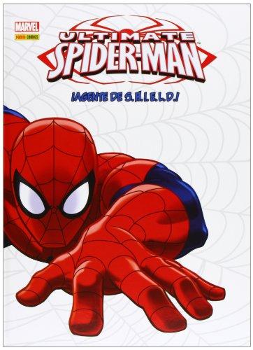Ultimate Spiderman. ¡Agente De Shield! (Marvel Infantil)