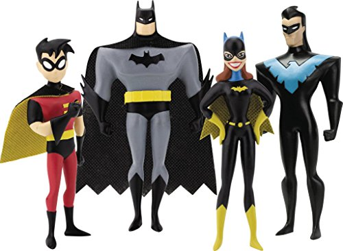 Action Figures - The New Batman Adventures - Masked Heroes Set New dc-3956 by NJ CROCE COMPANY INC
