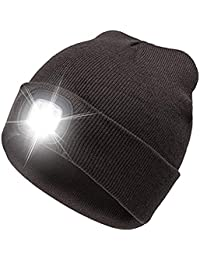98d91b77c62 Amazon.co.uk  Brown - Knit Hats   Accessories  Clothing