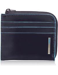Piquadro Monedero, Blu (Azul) - PU3410B2/BLU2