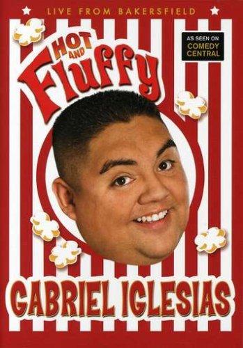Preisvergleich Produktbild Gabriel Iglesias: Hot and Fluffy - Live From Bakersfield