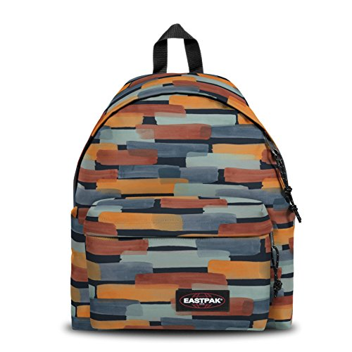 Eastpak Padded Pak'R, Zaino Casual Unisex - Adulto, Multicolore (Sand Marker), 24 liters, Taglia Unica (30 x 18 X 40 cm)
