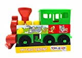 #2: Turner Entertainment Tom and Jerry Engine Blocks, Multi Color