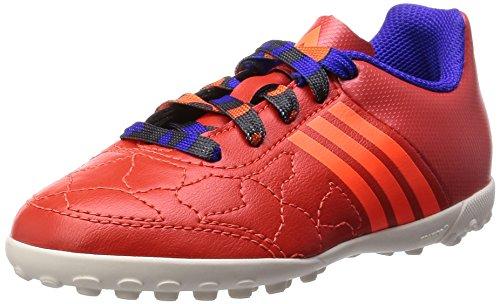 adidas , Jungen Fußballschuhe Naranja / Blanco