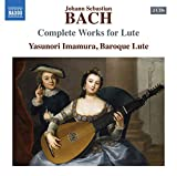 Bach, J.S.: Lute Works