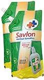 #3: Big Bazaar Combo - Savlon Hand Wash Herbal Sensitive, 900ml (Buy 1 Get 1, 2 Pieces) Promo Pack