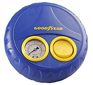 Goodyear RCP-B2 Analog Tyre Inflator (Blue)