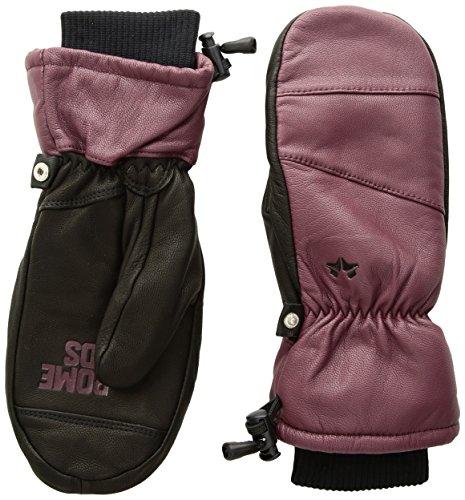 Rom Snowboards Everlast Handschuh L violett - Everlast Gerippt