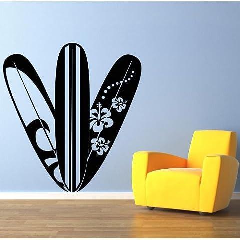 Surfboards - tavole da surf Adesivo da parete Vinyl Wall Stickers Decals