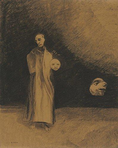 Das Museum Outlet-The Nightmare (Drei Masken), 1881-Poster Print Online kaufen (76,2x 101,6cm)