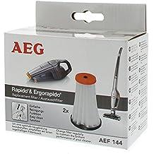 AEG AEF144 Austauschfilter, 2 Stück, für AEG Rapido AG51/AG61/HX6, Ergorapido AG18/AG30/AG31/AG32/AG35, CX7-, CX7-2-