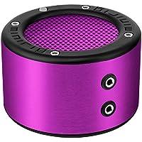 MINIRIG MINI Portable Rechargeable Bluetooth Speaker - 30 Hour Battery - Premium Stereo Sound - Purple