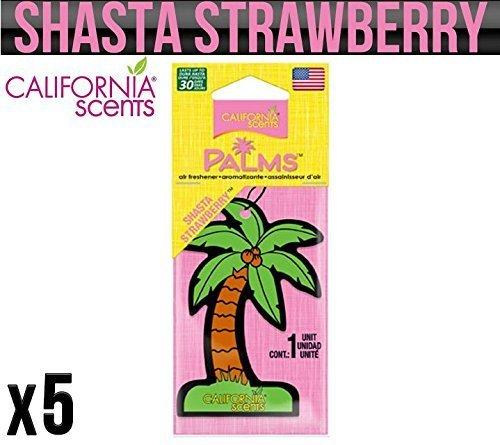 California Shasta Strawberry,