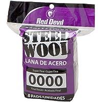 8-Pack Steel Wool (Pack of 4) by Red Devil Inc preisvergleich bei billige-tabletten.eu