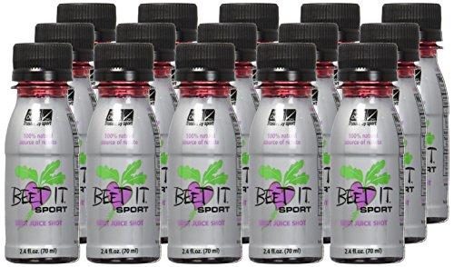 Beet It Sport Stamina Shot Beetroot Juice (Box of 15 x 70ml)