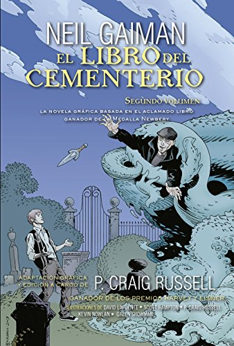 El libro del cementerio (Novela gráfica Vol. II): Adaptación gráfica y edición a cargo de P. Craig Russell (Junior - Juvenil (roca)) por Neil Gaiman