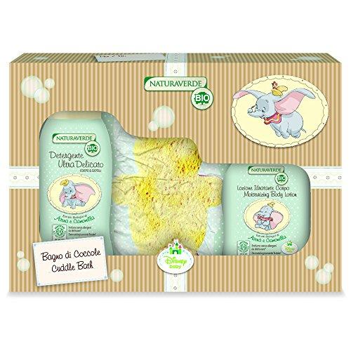 Naturaverde Bio Disney Baby Cofanetto Bagno di Coccole - 590 g