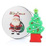Regalo di Natale Chiavetta USB 16GB Memoria USB Flash Drive 2.0 Memory Stick...