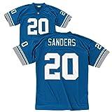 Barry Sanders Detroit Lions NFL Mitchell & Ness Premier Jersey - Blue