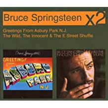 coffret 2 CD : Greetings From Asbury Park - The Wild Innocent & The E Street Shuffle