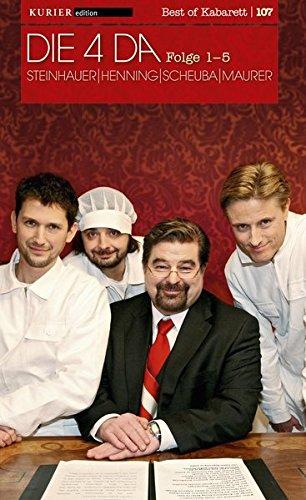 Die 4 da - Folge 1-5 (Steinhauer, Henning, Scheuba, Maurer)