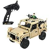 Bescita6 MN-96 RSOV 1/12 2,4G 4WD Crawler RC Auto Kavallerie Jeep Fahrzeug mit LED Licht RTR Ferngesteuertes Automodell -